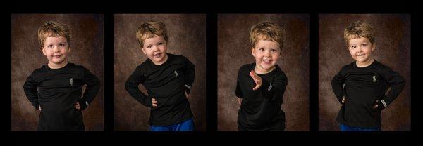 portraits-Collage