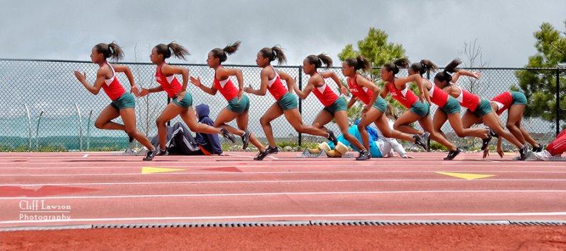 Vanessa Samuel Track