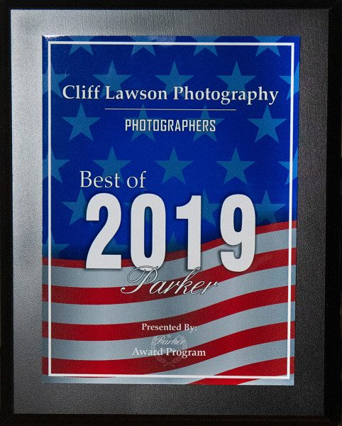 2019 Best Photographer in Parker, CO